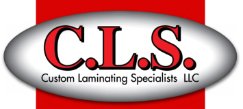 Custom Laminating Specialists logo
